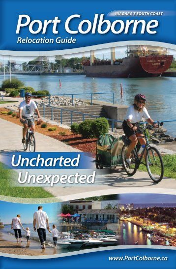 View the Relocation Guide in pdf format. - City of Port Colborne
