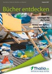 entdecken Sie neue Seiten www.thalia.ch - buch.de
