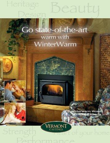 Winterwarm Wood Fireplace Inserts - Sweeps USA - Sweepsusa.net