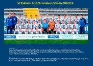 VFR Aalen: U15/C-Junioren Saison 2012/13 - jfgwittelsbacherland.de