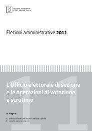 l'Ufficio - Sistema delle autonomie locali