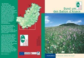 Rund um den Ballon d'Alsace - Parc naturel régional des Ballons ...