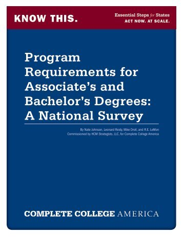 A National Survey - Inside Higher Ed