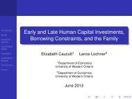 Presentation - MOVE - Markets, Organizations and Votes in Economics