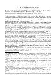 Sistema delle autonomie locali - Regione Autonoma Friuli Venezia ...