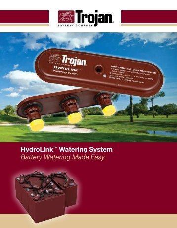 HydroLink™ Watering System Battery Watering ... - Battery X-Change