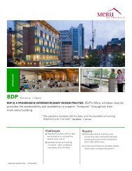 BDP Case Study: WLAN for Data and VoIP in Large ... - Meru Networks