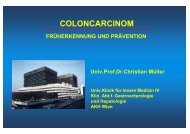 COLONCARCINOM