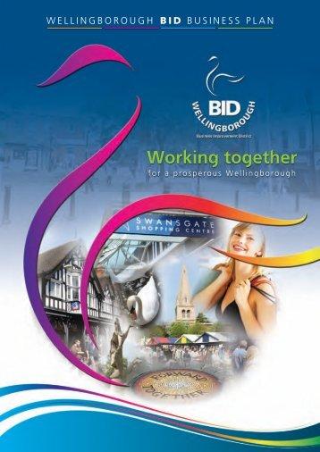 Business Plan - Wellingborough BID