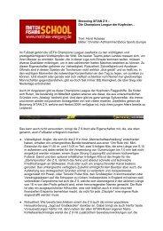 Browning XITAN Z 9 – Die Champions League der Kopfruten... Text ...
