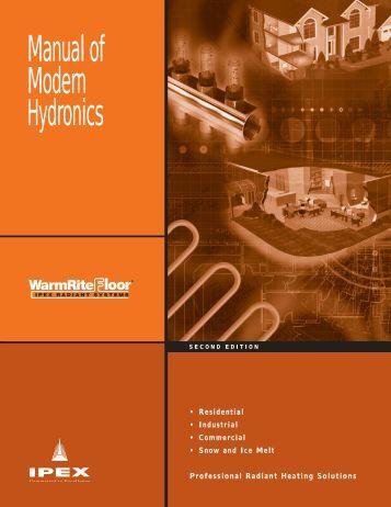 Hydronic Heating Modern Hydronic Heating Pdf