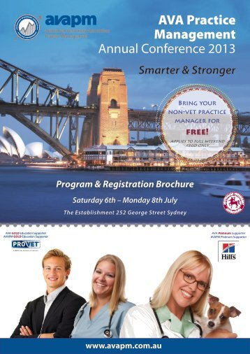 Registration Form AVAPM Annual Conference ...