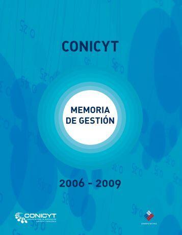 Memoria CONICYT 2006-2009.pdf