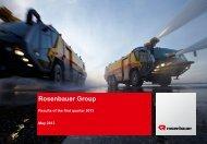 Kein Folientitel - Rosenbauer International AG