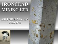 IRONCLAD - All Occasions Management Group