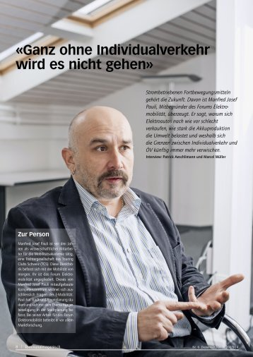 Elektroautos: Kommt jetzt der Durchbruch? - Swiss eMobility