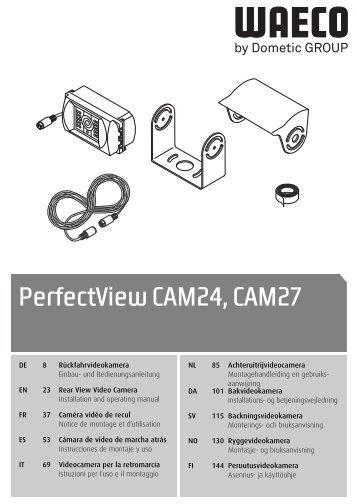 Instrucciones de montaje y uso
