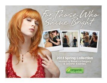 Spring 2013 Collection Webinar PDF - Organic Hair Color for Salon ...