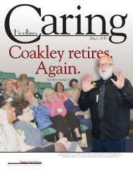 Caring Headlines - Coakley retires. Again. - July 1, 2010