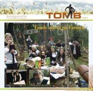 Tomb-elever på Farmen - Tyde