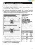 Notice d'Installation, d'Utilisation de l'appareil et Bon de garantie - Page 7