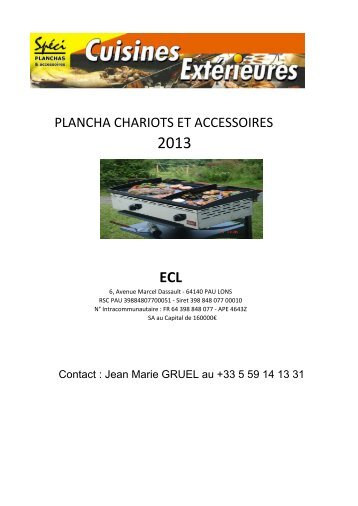 Catalogue SPECI - ECL