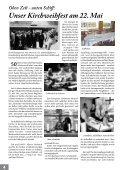 Juni / Juli / August 2011 - Evangelische Kirchengemeinde Schönow ... - Page 4