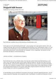 Doppelt hält besser - Antiquariat Paul Schönhuber