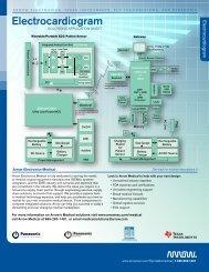 ECG Solutions - Arrow Electronics