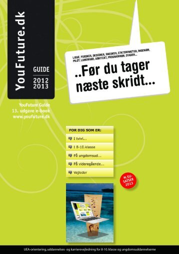 Download e-book af YouFuture Guide 2012