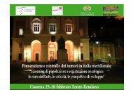L'esperienza della Provincia di Cosenza - Associazione Italiana ...