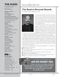 Kleos fall 2007 - Alpha Phi Delta Foundation - Page 2