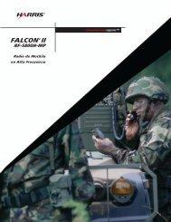 falcon®ii rf-5800h-mp - Harris Corporation