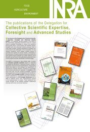 Publications of the Delegation for Collective Scientific Expertise ...