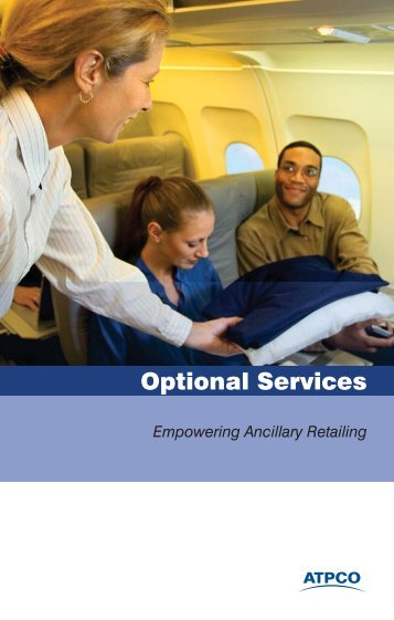 Optional Services brochure - atpco