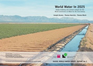 World Water in 2025 - Center for Environmental Systems Research