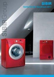 Geräte für den Waschraum 2011 - Schönmann AG