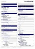 SKANDIX Catalog: Universal parts - SaabtuninG - Page 2