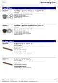 SKANDIX Catalog: Universal parts - SaabtuninG - Page 5