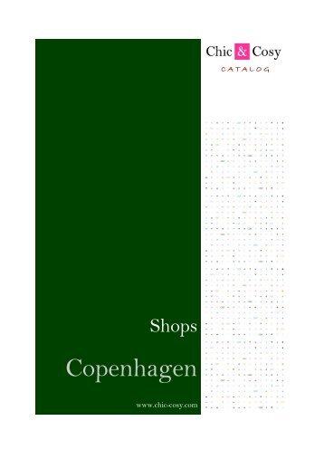Copenhagen - Chic & Cosy