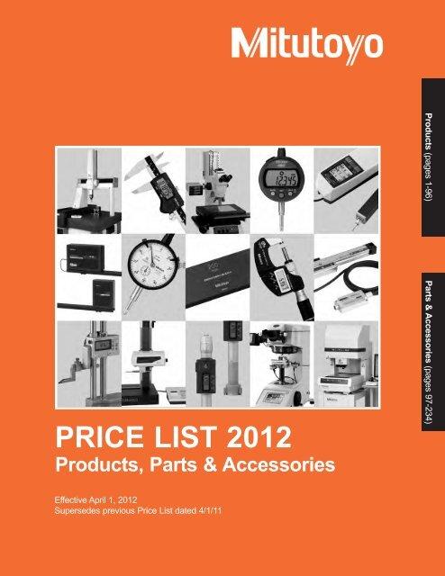 RECT Mitutoyo 516-384-10 9PC CERA MM JIS//DIN//ISO