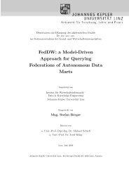Dissertation Stefan Berger - Data & Knowledge Engineering