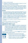 MANUAL DE INSTRUCCIONES - Console V.Smile - Page 6