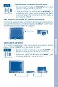 MANUAL DE INSTRUCCIONES - Console V.Smile - Page 7