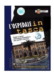 relazioni con il pubblico - Azienda Ospedaliera S.Camillo-Forlanini