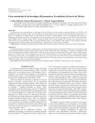 Hymenoptera - Centro Universitario de Ciencias Biológicas y ...