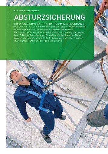 absturzsIcherung - Evers GmbH