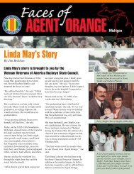 Linda May's Story - Vietnam Veterans of America