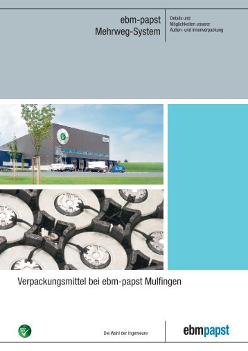 ebm-papst Mehrweg-System Verpackungsmittel bei ebm-papst ...