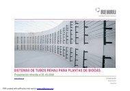 Sistemas de calefacción para digestores en plantas de biogás y ...